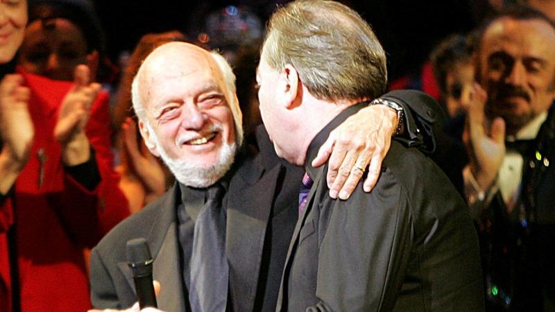 Legendary Broadway producer Hal Prince mourned