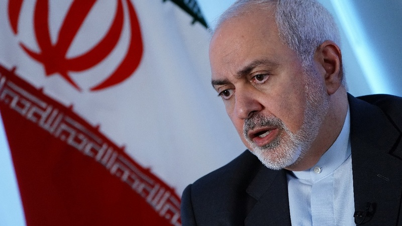 U.S. sanctions Iran's foreign minister