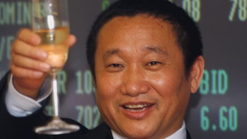 U.S. indicts China billionaire over tariff dodge