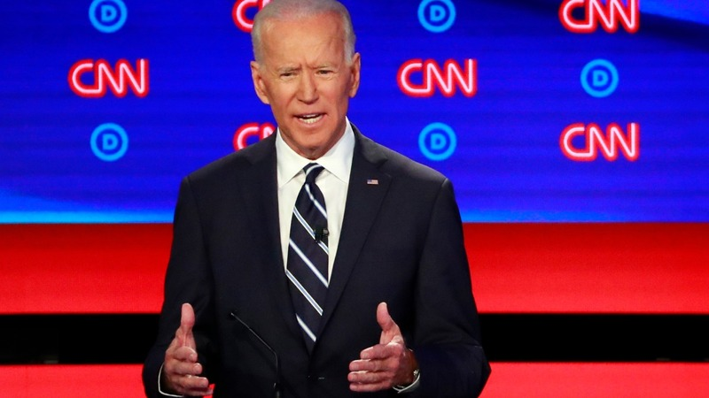 Biden 'surprised' by debate criticism against Obama