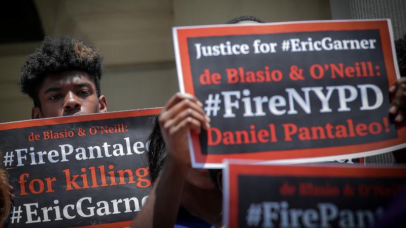 Officer who killed Eric Garner should be fired: judge