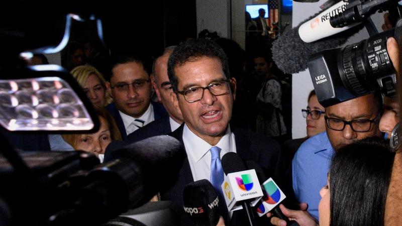 Pierluisi sworn-in as next Puerto Rico governor