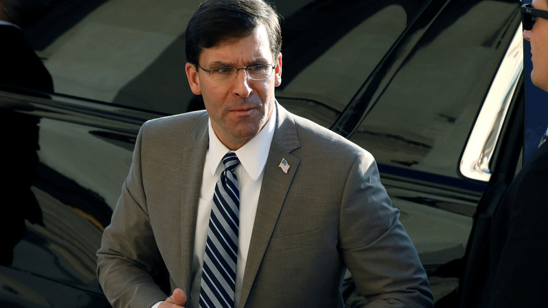 Pentagon chief wants to put U.S. missiles in Asia