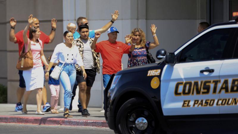 Thirty people die in two U.S. mass shootings