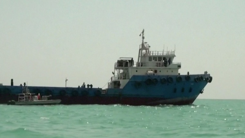 Iran seizes Iraqi oil tanker in the Gulf