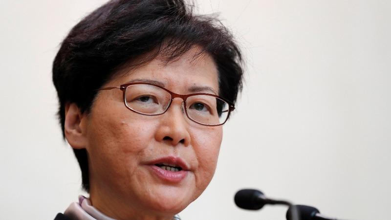 'Path of no return' Lam warns as strikes grip HK