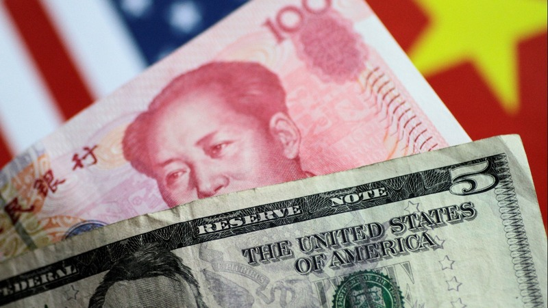 China's yuan slides to weakest level in a decade