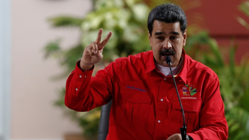 Washington imposes full economic embargo on Venezuela