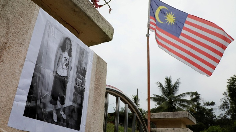 Malaysia scrambles search for Irish teen