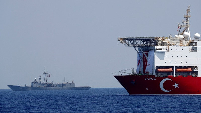 Turkish drill ships raise tensions in eastern Med