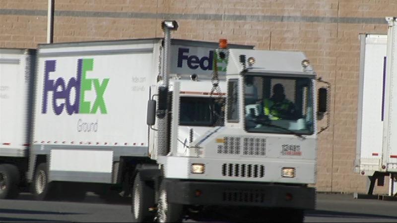 FedEx ends Amazon ground deliveries
