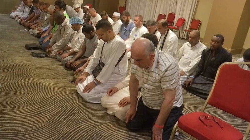 Christchurch victims and families seek healing at haj