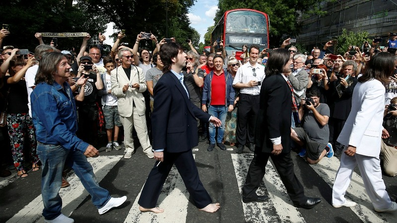 'Come together!': Beatles' Abbey Road turns 50