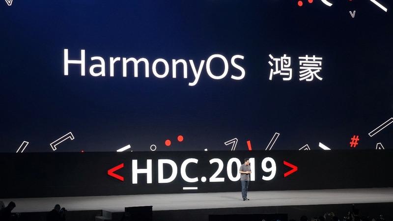 Huawei unveils Harmony OS