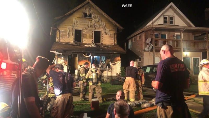 Five children dead after Pennsylvania fire