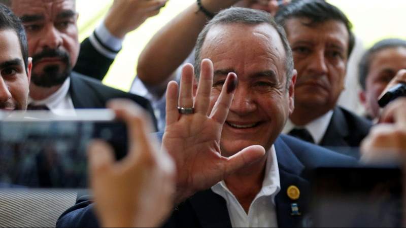 Guatemala's next leader wants to change Trump deal