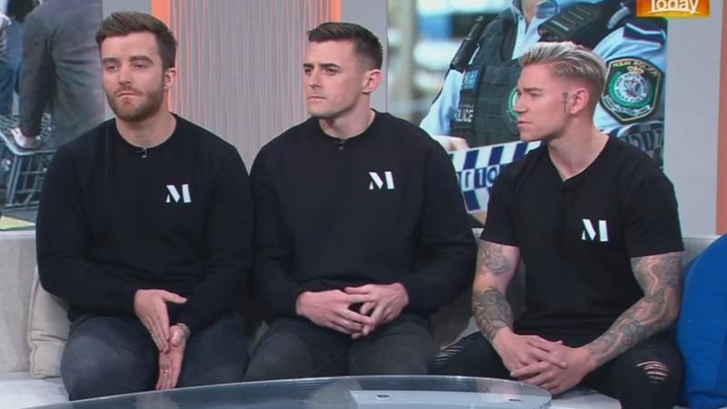 'Instinct' helped Brits restrain Sydney attacker