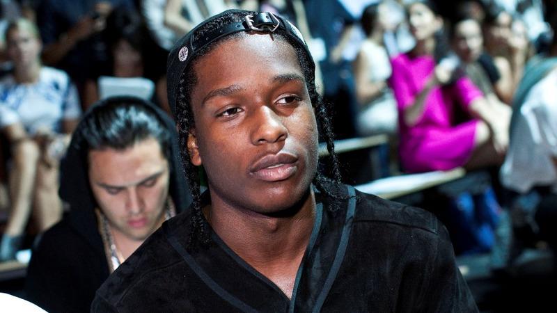 Rapper A$AP Rocky found guilty, but walks free