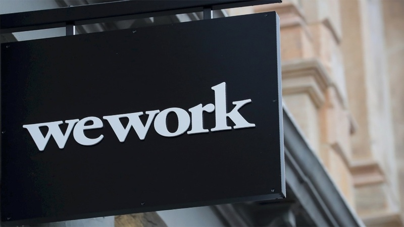 WeWork IPO filing shows big loss