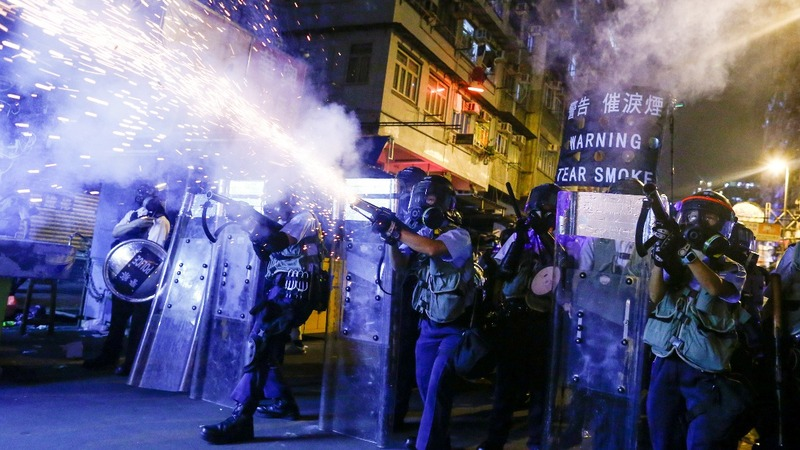 'A concept can't be killed': Hong Kong's frontline