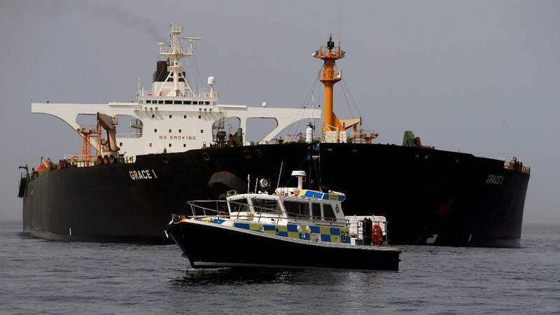 Gibraltar frees Iran tanker, raising swap hopes