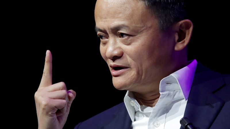 As Ma eyes exit, Alibaba beats forecasts