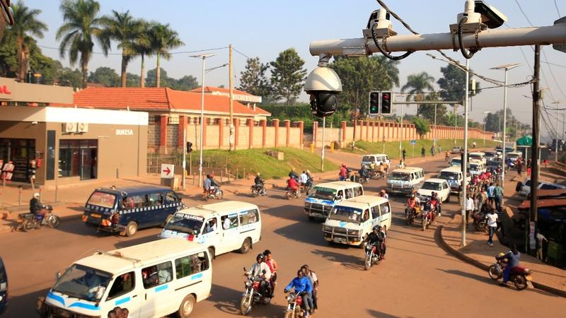 Crackdown concerns over Uganda's Huawei CCTV