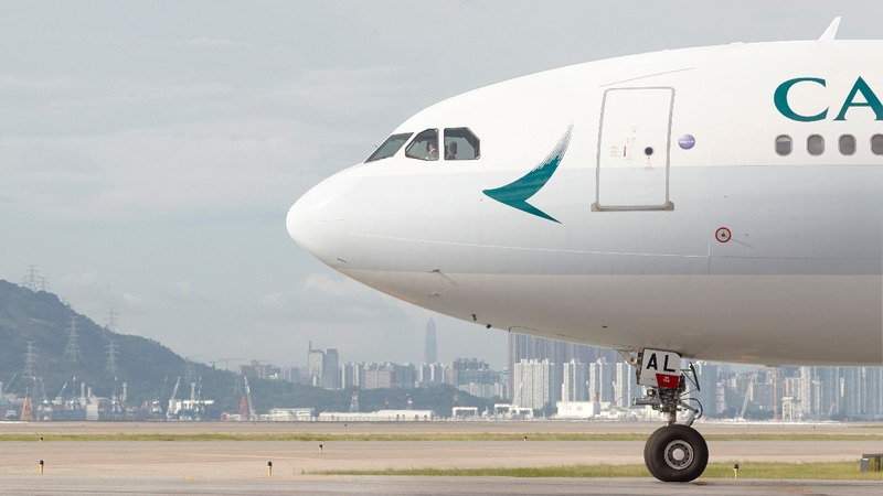 Cathay CEO quits as airline caught in HK turmoil