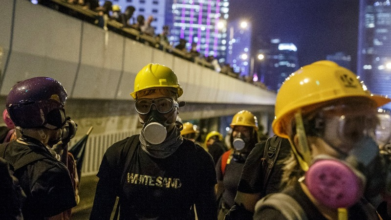 Meet the many faces of Hong Kong's protests