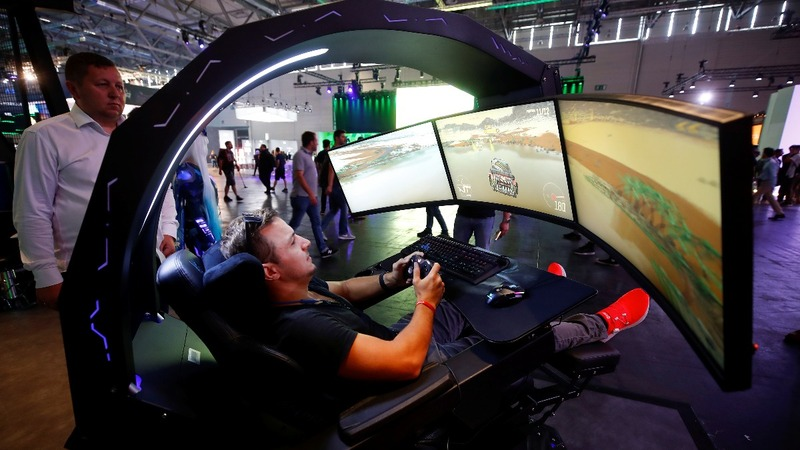 Connected devices vs consoles at Gamescom
