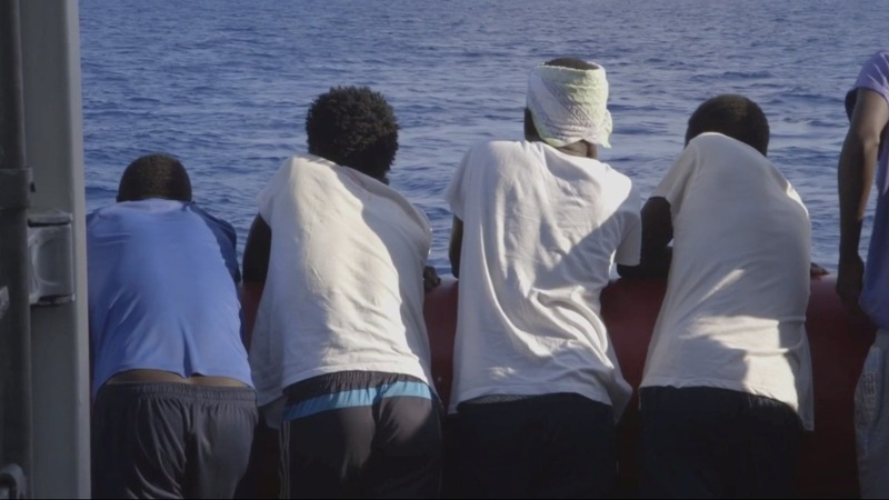 Another rescue ship faces standoff over migrants