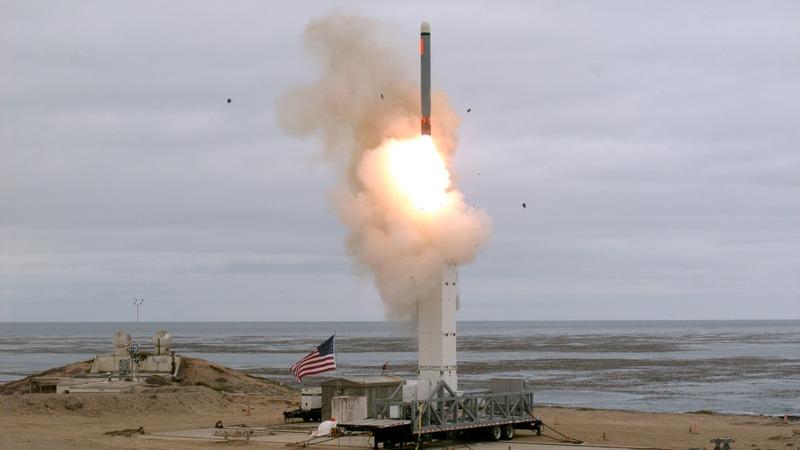 Russia, China raise alarm on U.S. missile launch