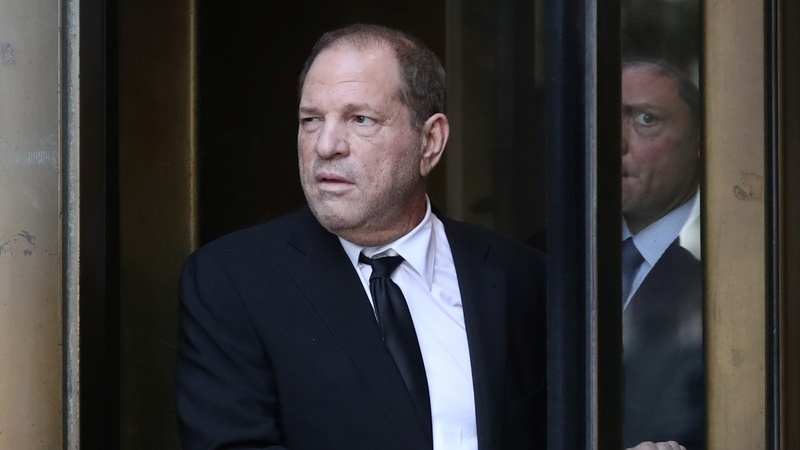 Weinstein pleads not guilty, rape trial delayed
