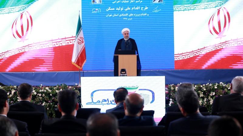 Iran: no talks with U.S. until sanctions lifted