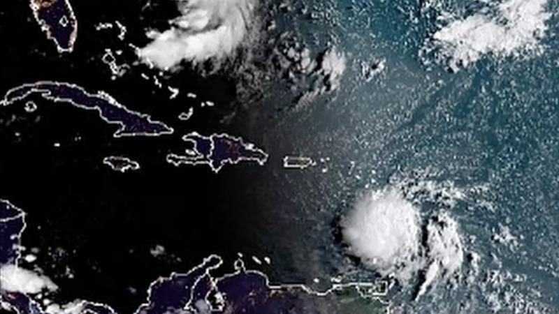 Puerto Rico braces for storm Dorian