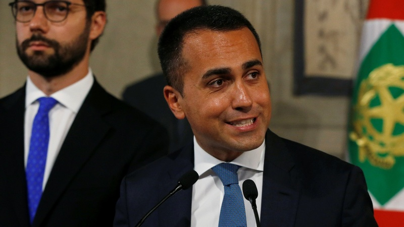 Italian rival parties agree to form coalition