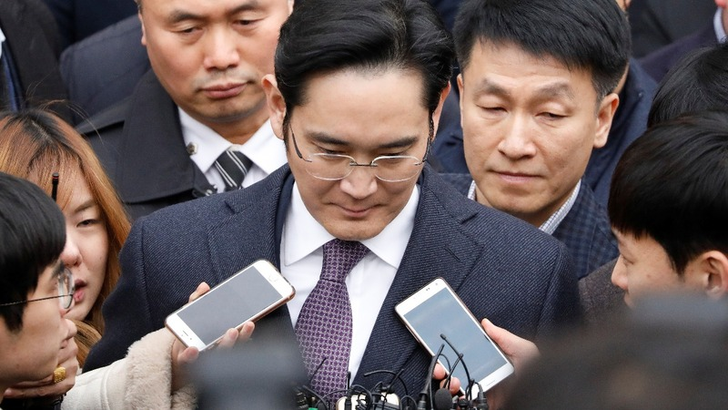 Samsung boss could end up in jail, again