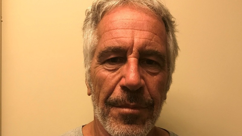 FBI examines malfunctioning cameras at Epstein's cell