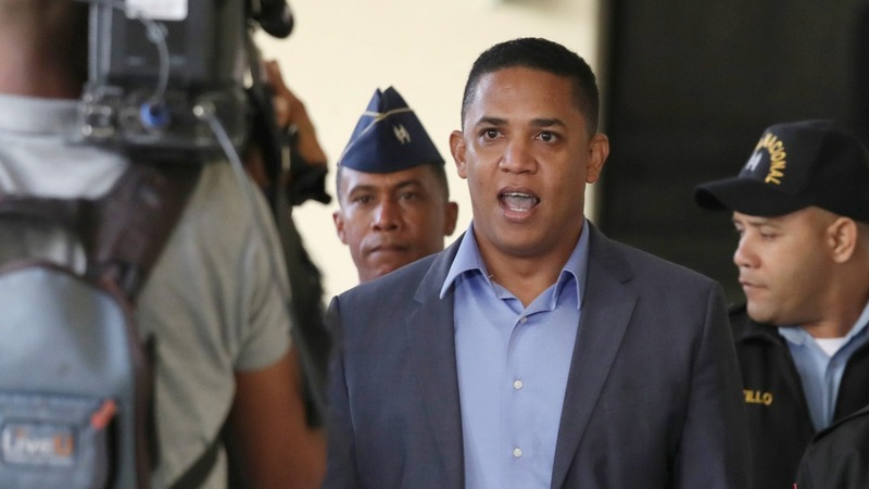 Ex-MLB pitcher has Dominican charge dismissed