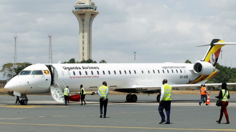 Uganda Airlines seeks slice of crowded African skies