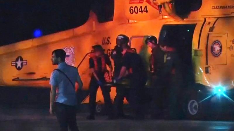 Hurricane Dorian kills at least 5 in the Bahamas