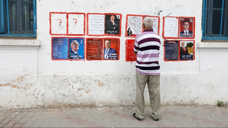 Tunisian candidates hit campaign trail