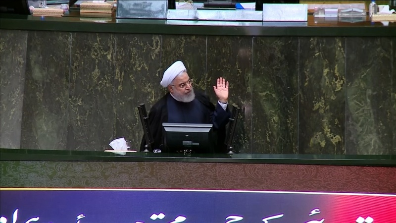 Rouhani rules out bilateral talks with U.S.
