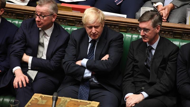 Boris Johnson loses crucial Brexit vote