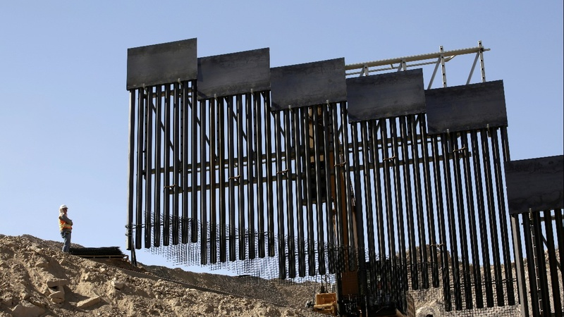 Pentagon to divert $3.6 bln to fund Trump's wall