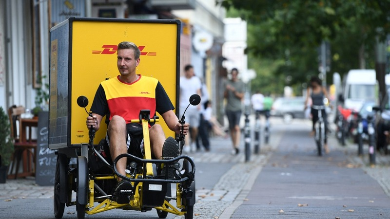 Germany embraces electric cargo bikes