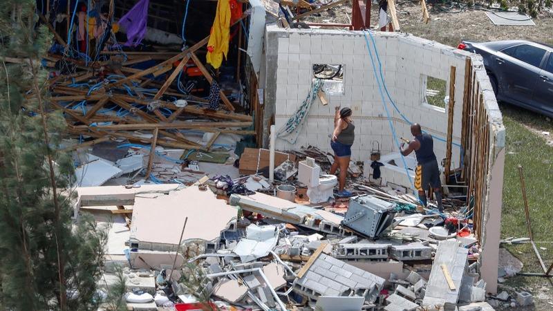 Bahamas in crisis after Dorian blows through