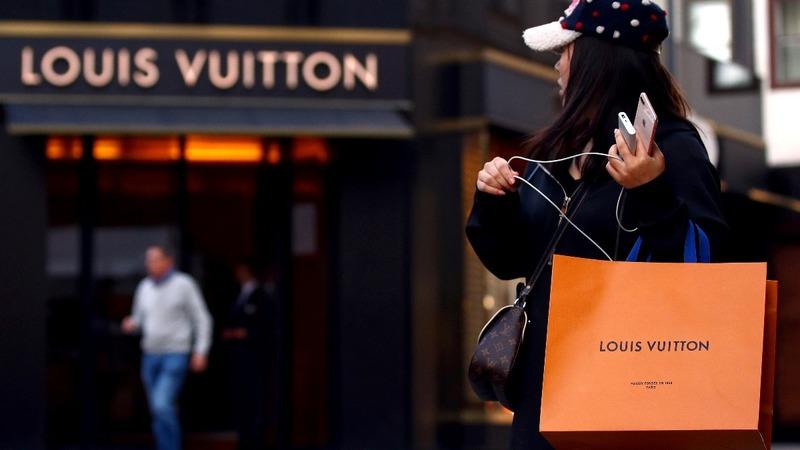 New factory: Louis Vuitton beats trade war blues