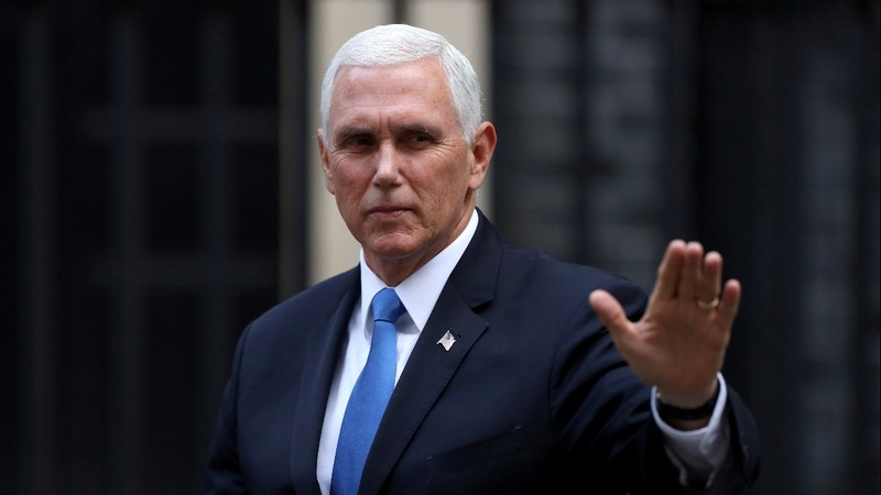 Dems to probe Pence's stay at Trump's Ireland hotel