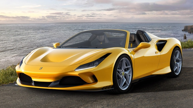Ferrari chases growth with new model blitz